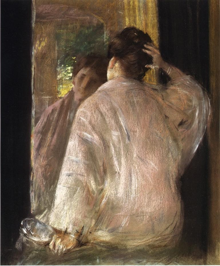 Dorothy 2 by William Merritt Chase