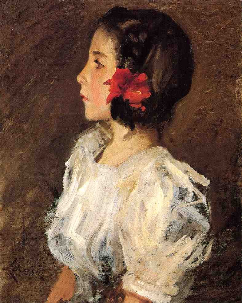 Dorothy by William Merritt Chase