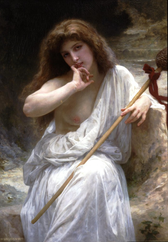 Mailice by William-Adolphe Bouguereau