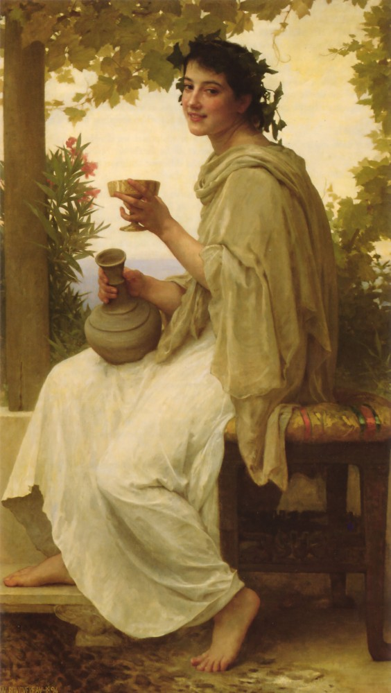Unknown by William-Adolphe Bouguereau