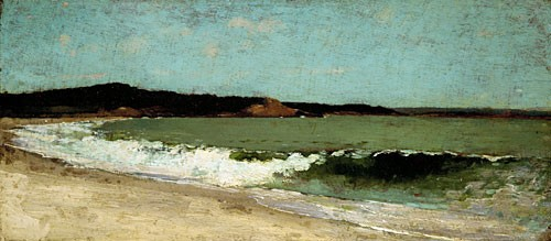 Study For Eagle Head by Winslow Homer