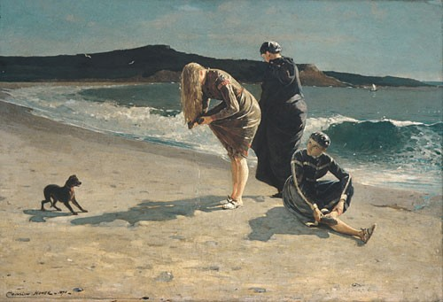 Eagle Head Manchester by Winslow Homer