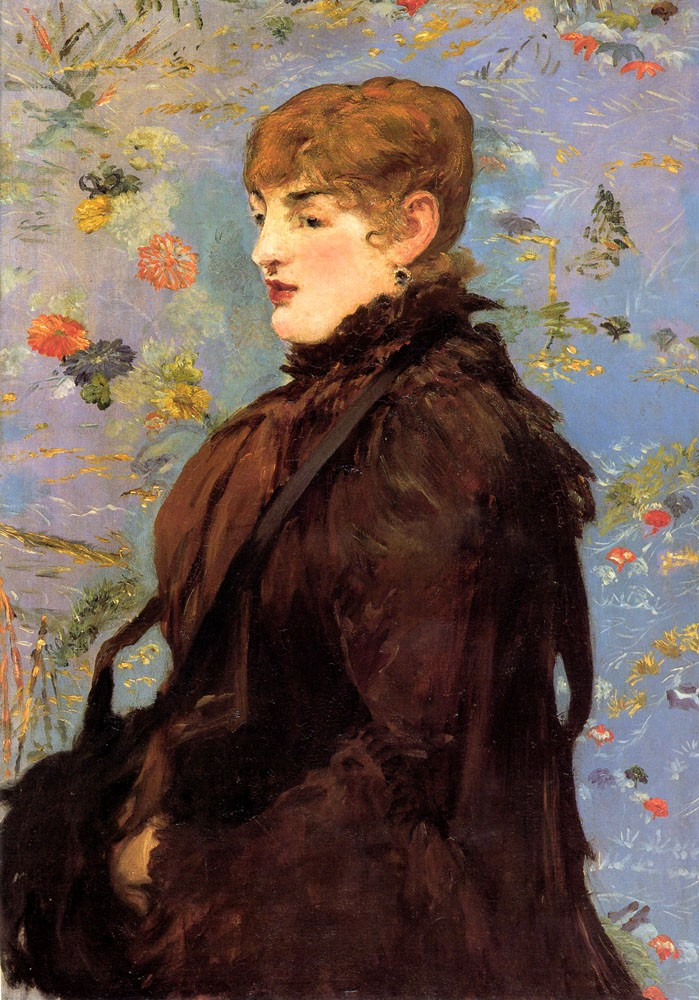 Autumn by Édouard Manet