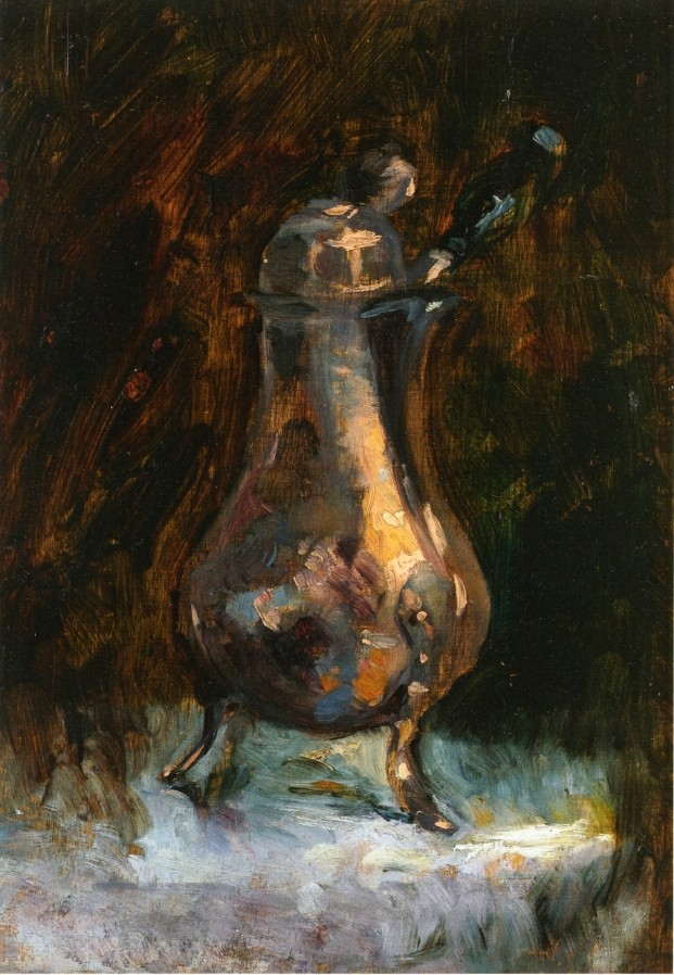 Coffee Pot by Henri de Toulouse-Lautrec