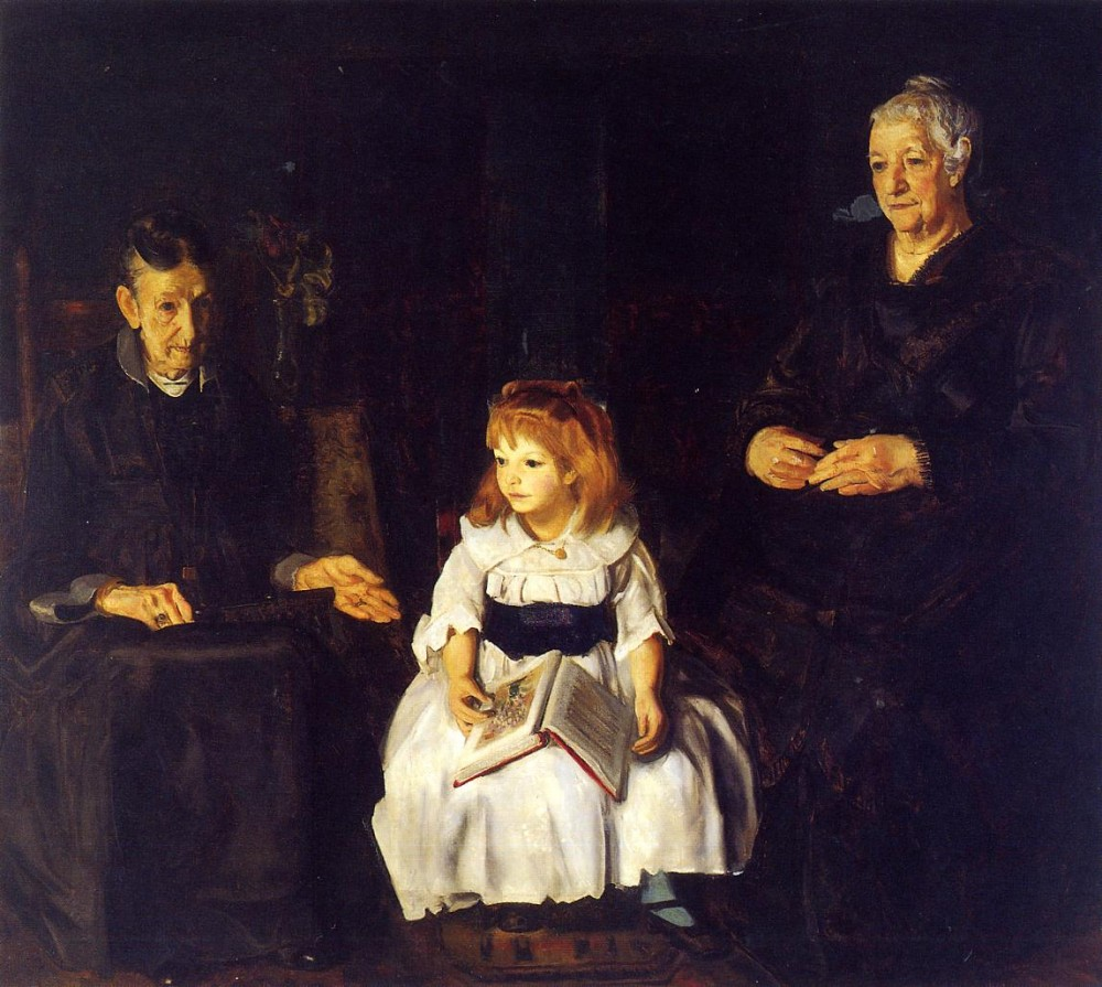 Forty Two Kids by George Wesley Bellows