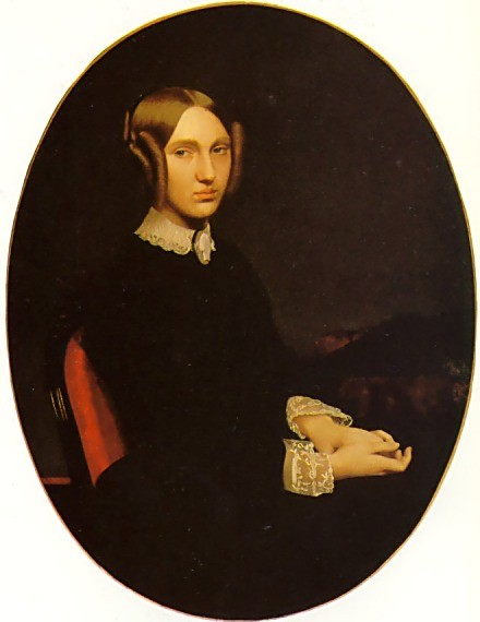 Portrait of a Lady by Jean-Léon Gérôme