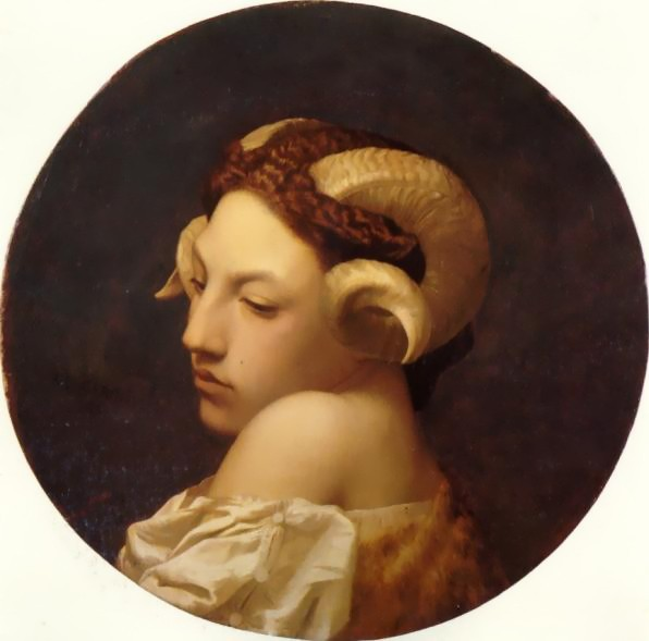 The Bacchante by Jean-Léon Gérôme