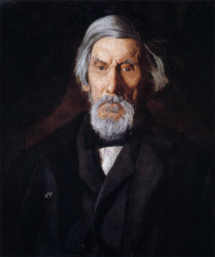 Portrait Of William H. MacDowell 2 by Thomas Eakins