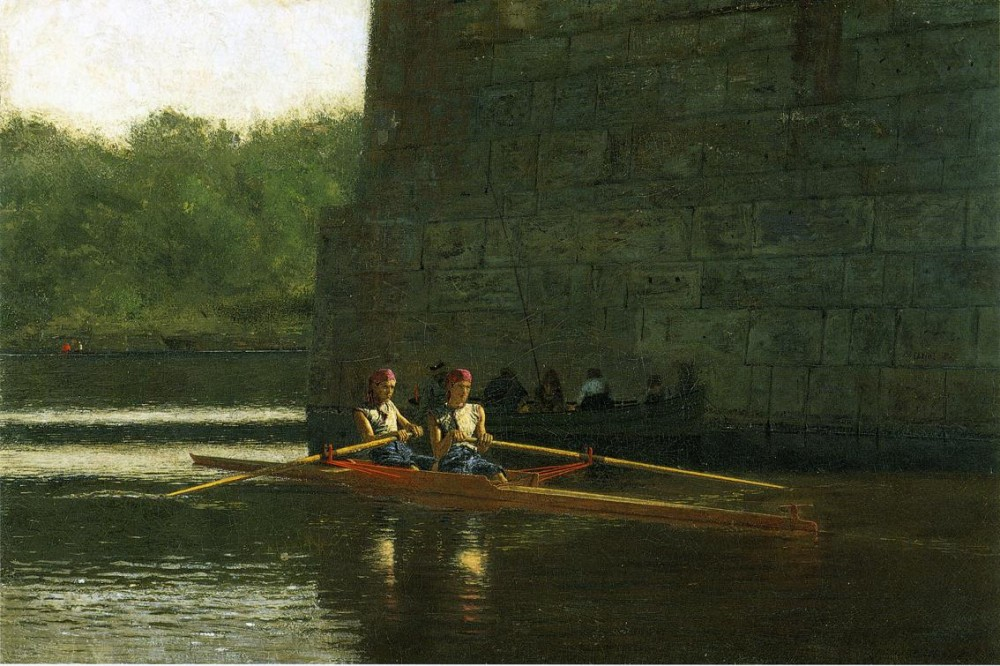 The Schreiber Brothers by Thomas Eakins