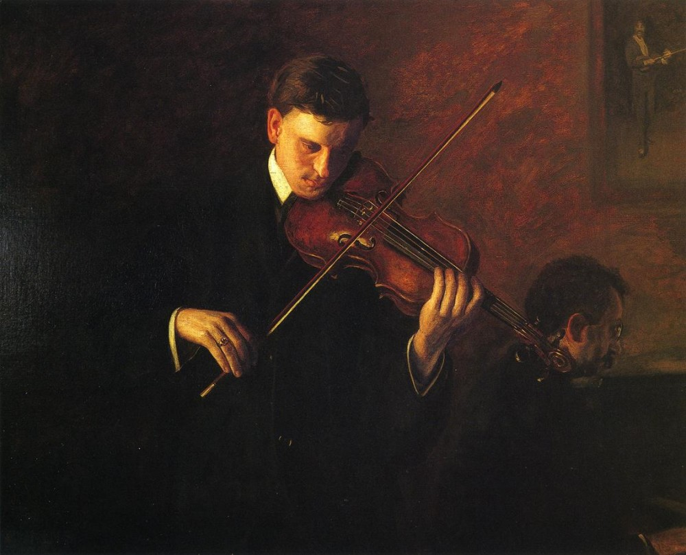 Music by Thomas Eakins