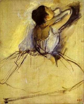 Unknown by Edgar Degas