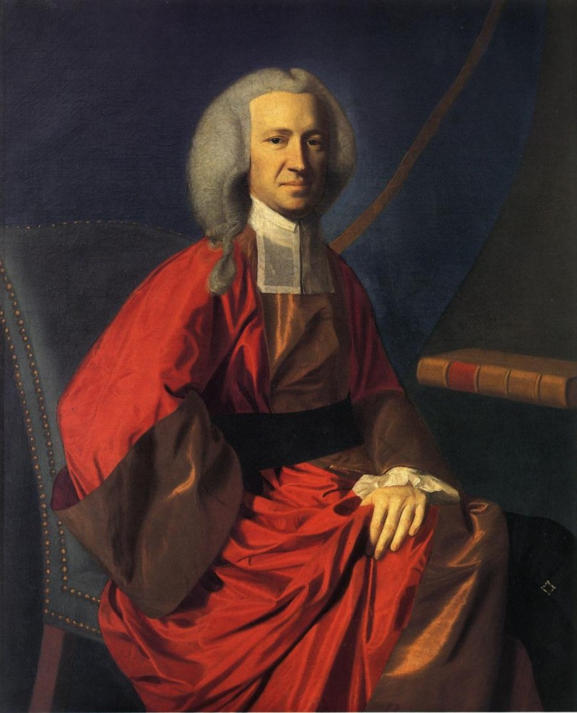 Martin Howard by John Singleton Copley
