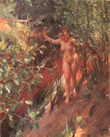 Red Sand by Anders Leonard Zorn