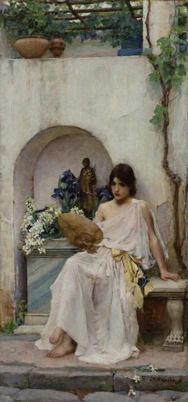 Flora by John William Waterhouse