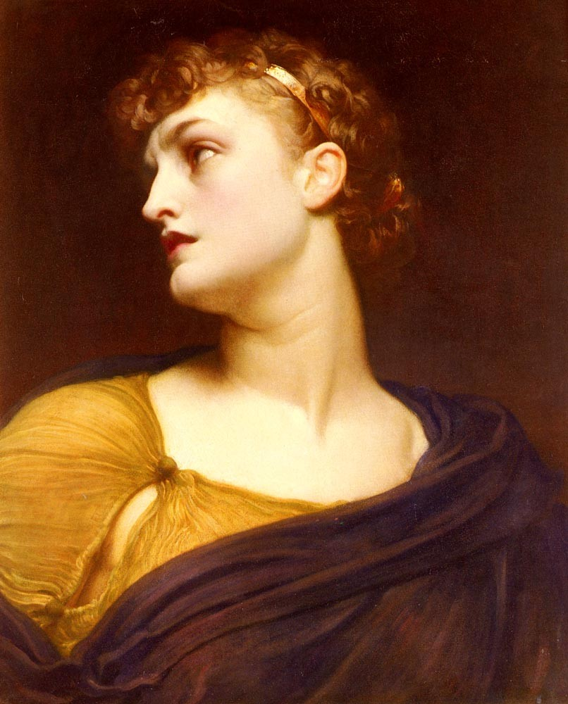 Antigone by Sir Frederic Leighton
