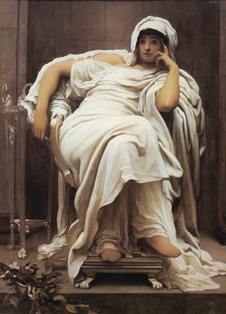 Faticida by Sir Frederic Leighton