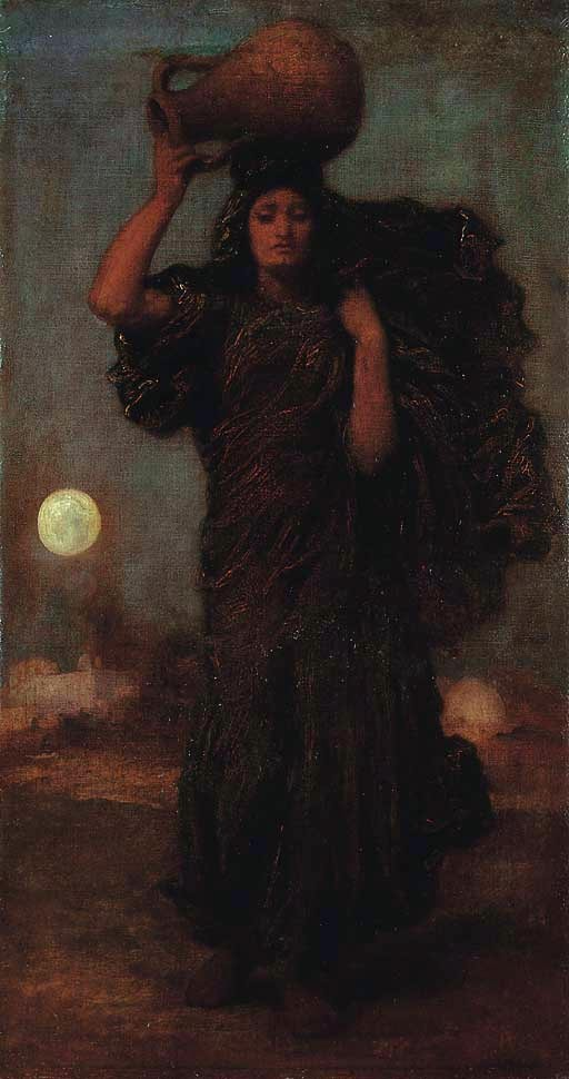 A Nile Woman by Sir Frederic Leighton