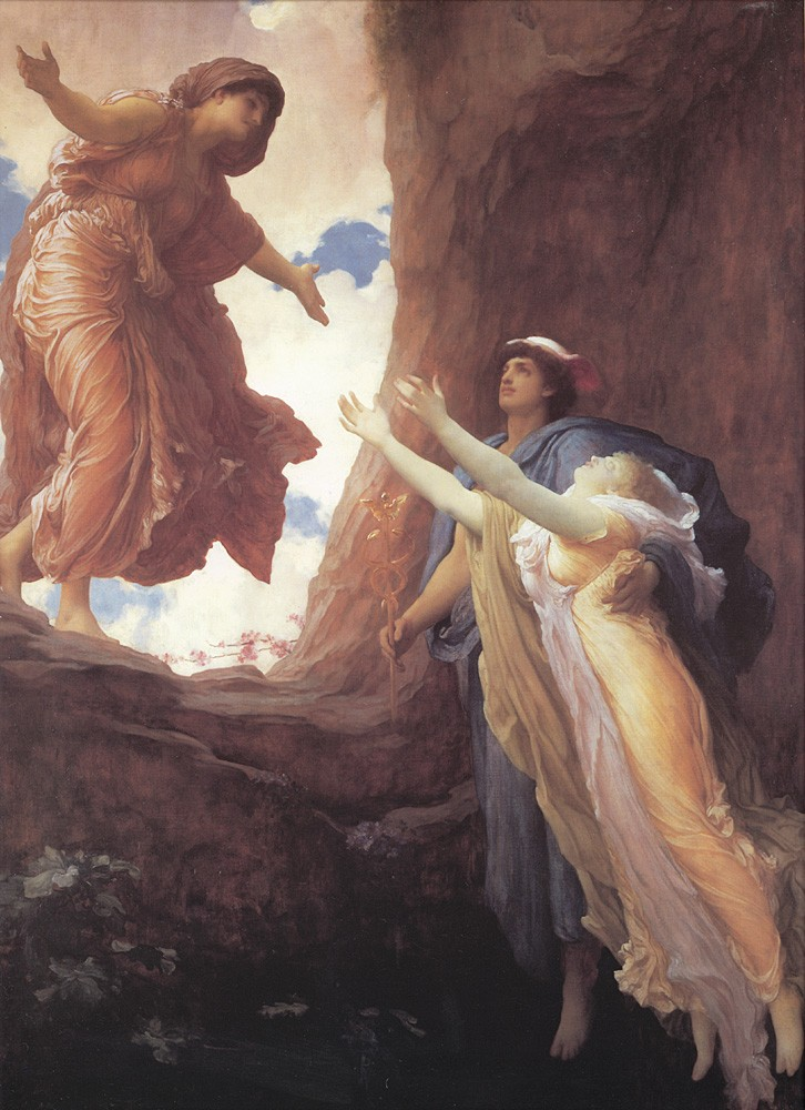 Return of Persephone by Sir Frederic Leighton