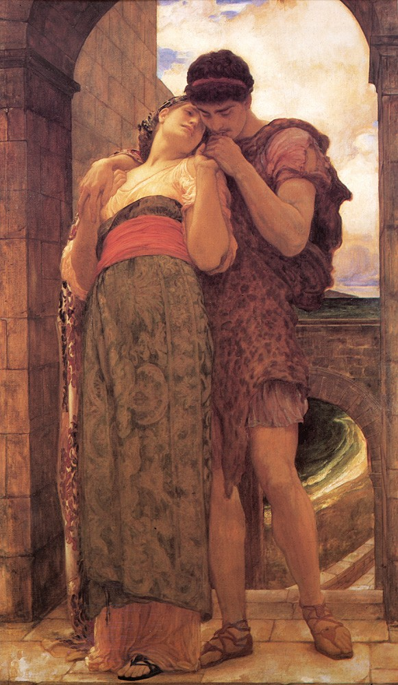 Wedded by Sir Frederic Leighton