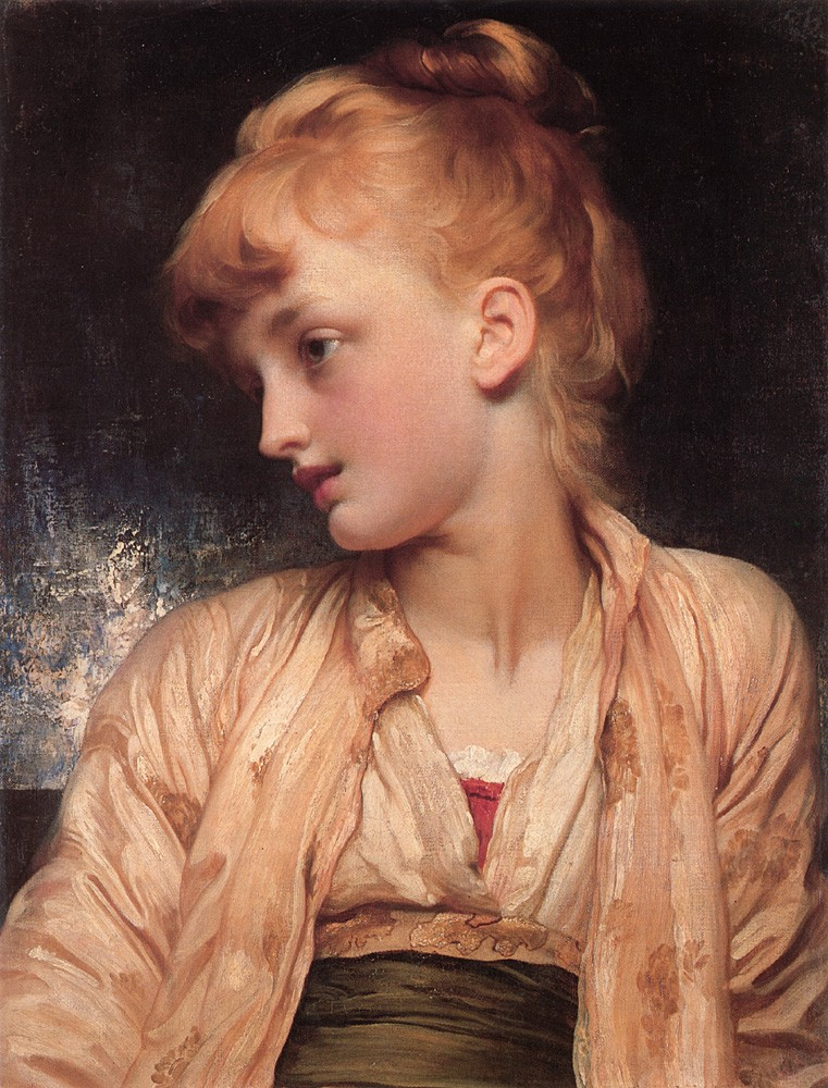 Gulnihal by Sir Frederic Leighton