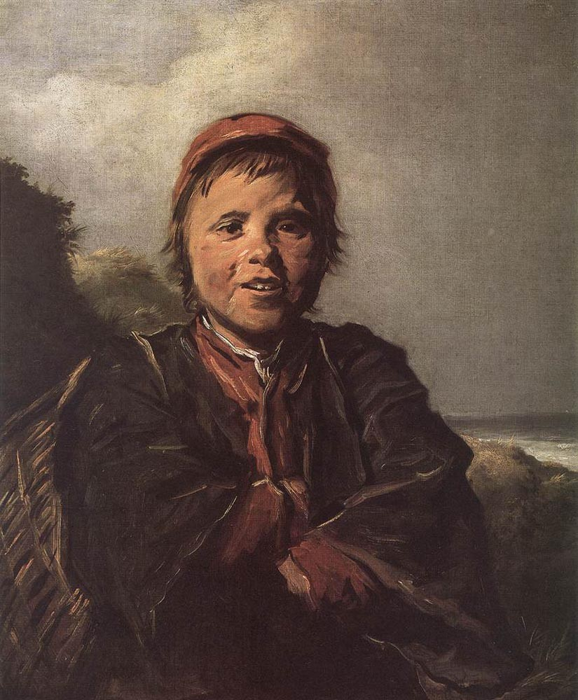 The Fisher Boy by Frans Hals