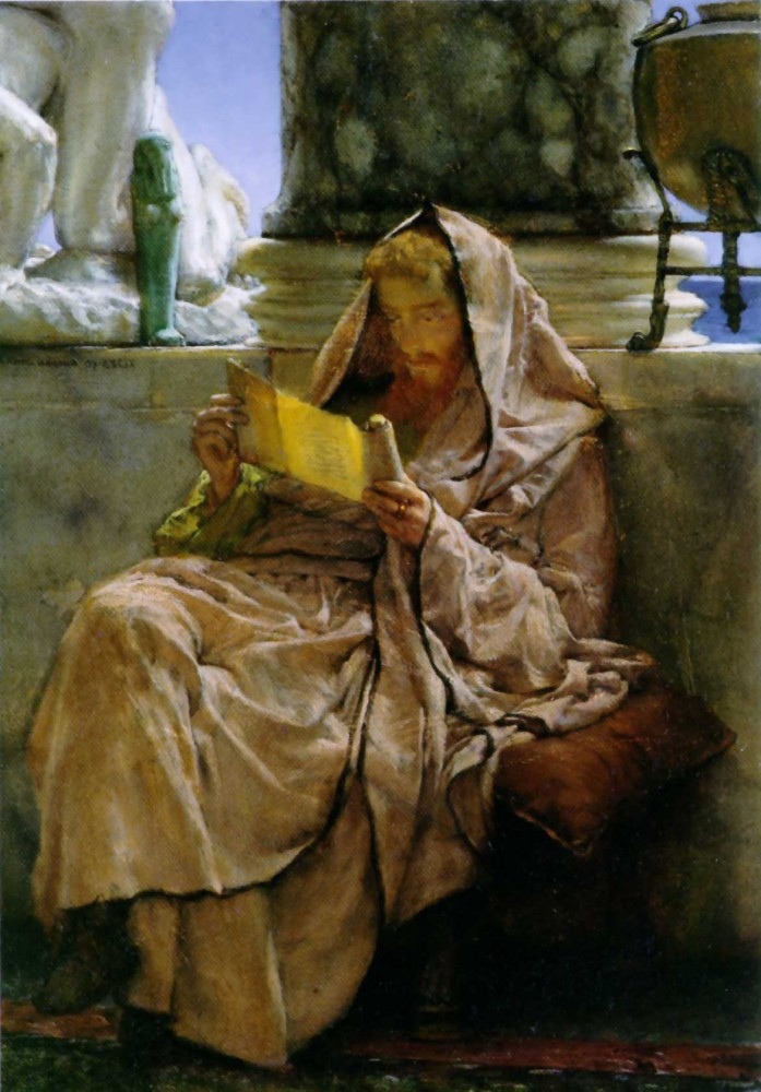 Prose by Sir Lawrence Alma-Tadema