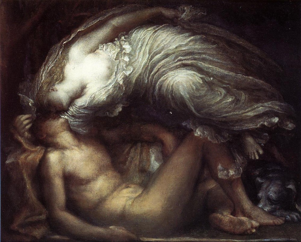 Endymion by George Frederic Watts