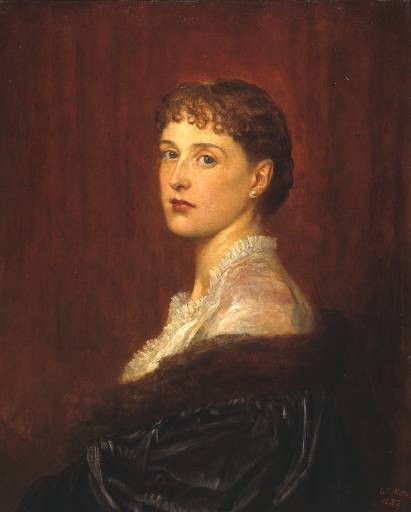 Mrs Arthur Sassoon by George Frederic Watts