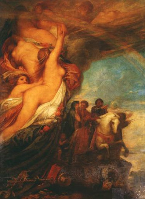 Life Illusions by George Frederic Watts