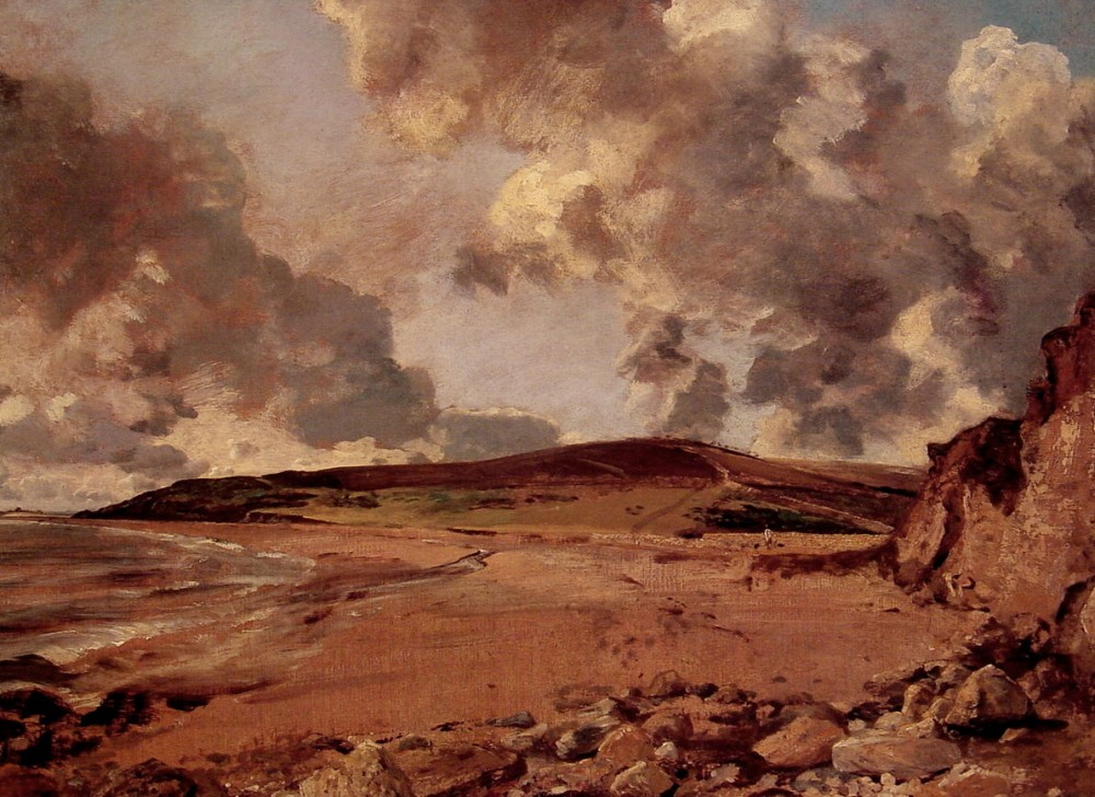 Weymouth Bay by John Constable