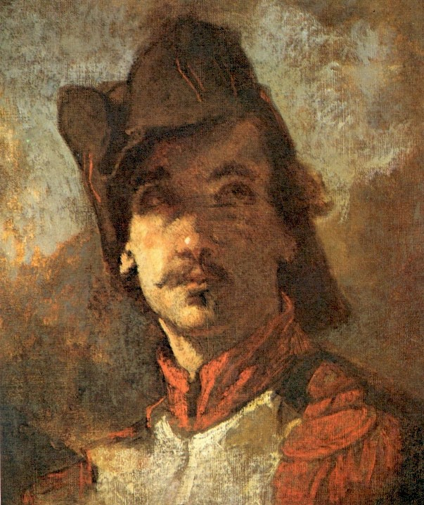 French Volunteer by Thomas Couture