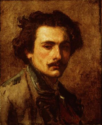 Self Portrait by Thomas Couture