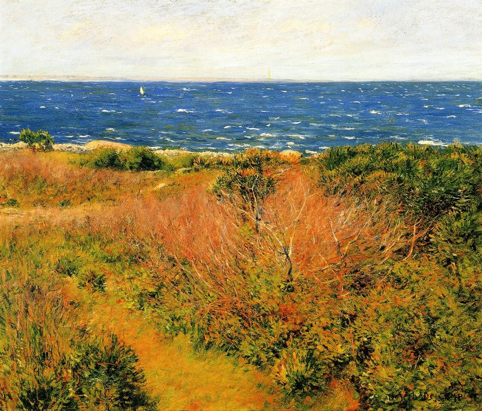 Seascape by Joseph Rodefer DeCamp