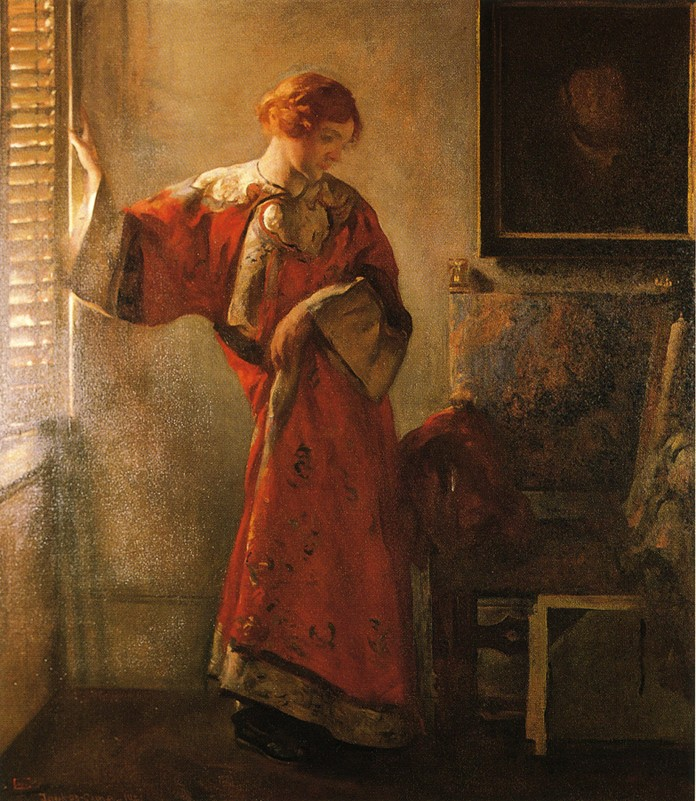 The Window Blind by Joseph Rodefer DeCamp