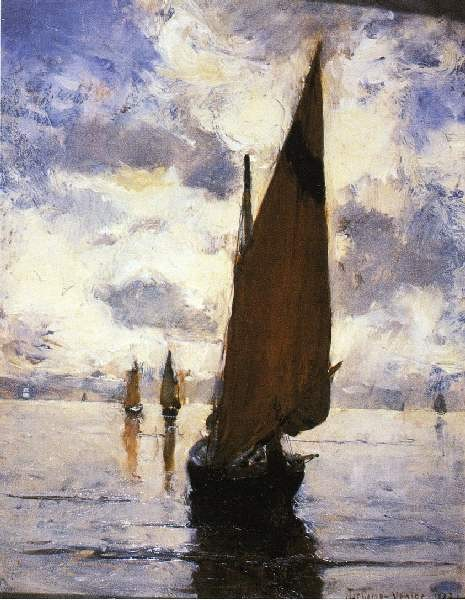 Venice aka Becalmed by Joseph Rodefer DeCamp