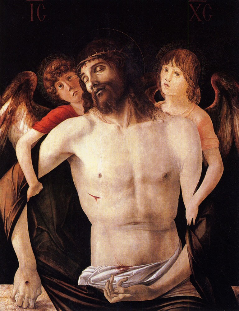 Transfiguration of Christ by Giovanni Bellini
