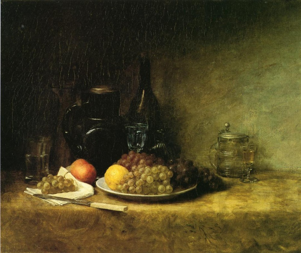 Still Life by J. Ottis Adams