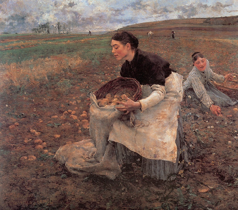 Lepage 1 by Jules Bastien-Lepage