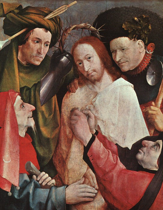 Christ Mocked by Hieronymus Bosch